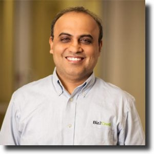 MonJa's Small Business Lending Interview Series: Rohit Arora, CEO and Co-Founder of Biz2Credit