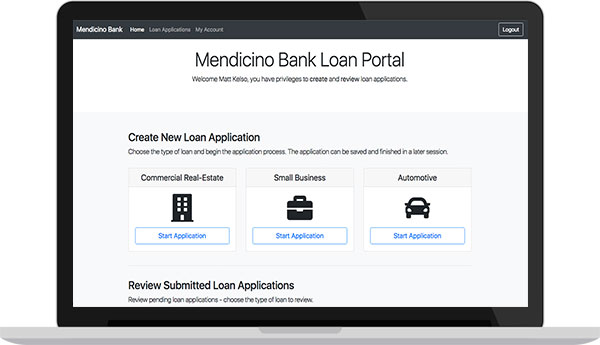MonJa: Loan Underwriting - Loan Portal