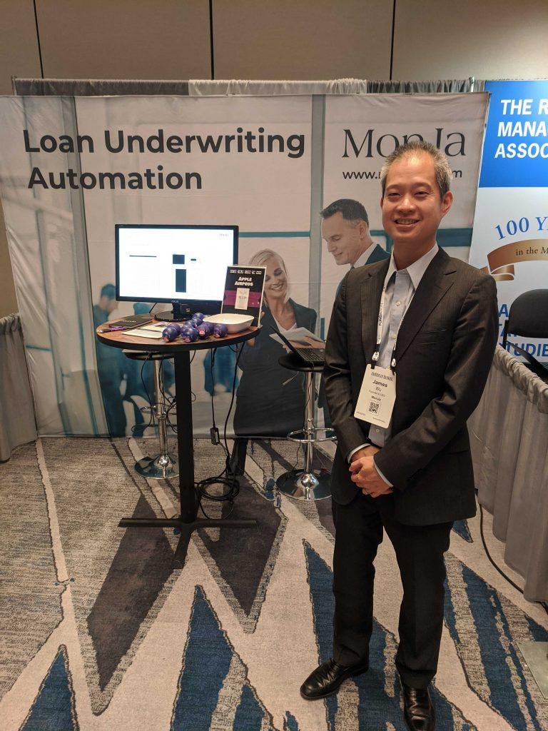 MonJa at Small Biz: Banking Conference in Los Angeles